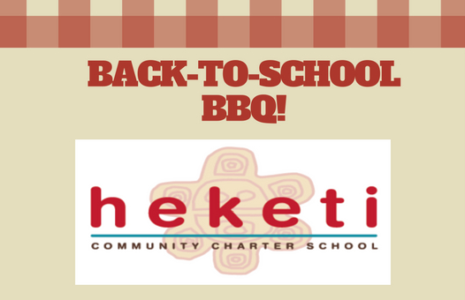 Back-to-School BBQ!